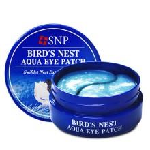 Патчи гидрогелевые с экстрактом птичьих гнезд для кожи вокруг глаз SNP