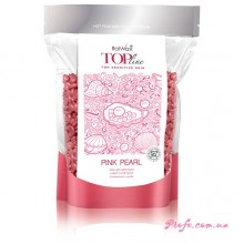 Italwax Воск в гранулах TOP Formula Pink Pearl Розовый жемчуг 750 гр