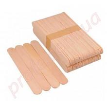 Шпатели деревянные для восковой депиляции (100 шт)