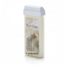 Italwax воск в кассете White Chocolate Белый Шоколад 100 мл