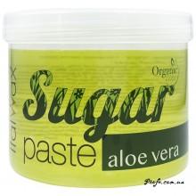 Органическая сахарная паста ItalWax для депиляции Алое Вера 750 гр.
