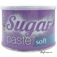 Сахарная паста для шугаринга ItalWax SOFT мягкая 400 мл