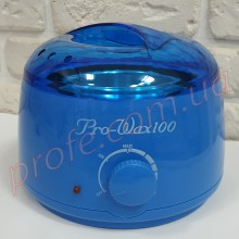 Нагреватель для горячего воска воскоплав Pro Wax 100 Синий