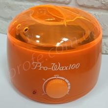 Нагреватель для горячего воска воскоплав Pro Wax 100 Оранж