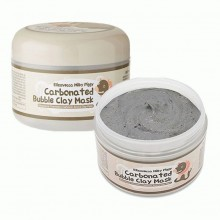 Маска с пузырьками очищающая с глиной Elizavecca Milky Piggy Carbonated Bubble Clay Mask