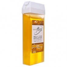 Воск в кассете ItalWax - Flex Янтарь (Amber)