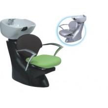 Мойка с креслом ZD-2201, черный