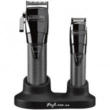 Набор для стрижки волос BaByliss PRO FX8705E GunSteel FX Grooming Set