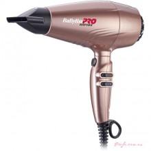Фен для волос BaByliss PRO BAB7000IRGE Rapido Rose Gold