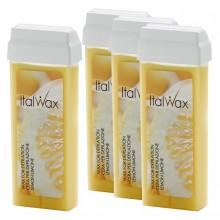 Italwax Воск в кассете Лимон, 100 мл.