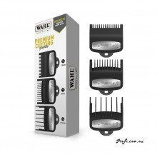 Набор Premium насадок Wahl Attachment Combs 3 Pack 03354-5001