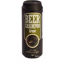 Шампунь с мятой и эвкалиптом The Chemical Barbers Beer Green, 440 мл