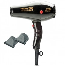 Фен для волос Parlux Power light 385 черный
