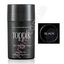 Toppik Загуститель волос 12 г Black Черный