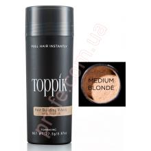 Toppik Загуститель волос 27,5 г Medium Blond Темный Блонд