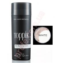 Toppik Загуститель волос 27,5 г White Белый