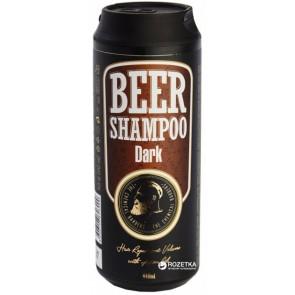 Шампунь восстанавливающий для тонких и сухих волос The Chemical Barbers Dark beer shampoo, 440 мл